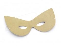 Venezianische (Augen-)Maske - aus Pappmaschee, zur individuellen Gestaltung