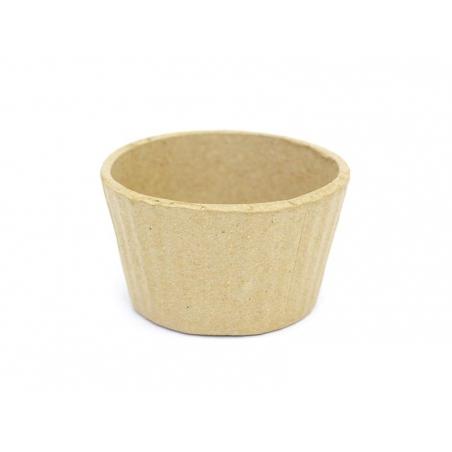 Acheter Base de cupcake - papier mâché à customiser - 0,99€ en ligne sur La Petite Epicerie - 100% Loisirs créatifs