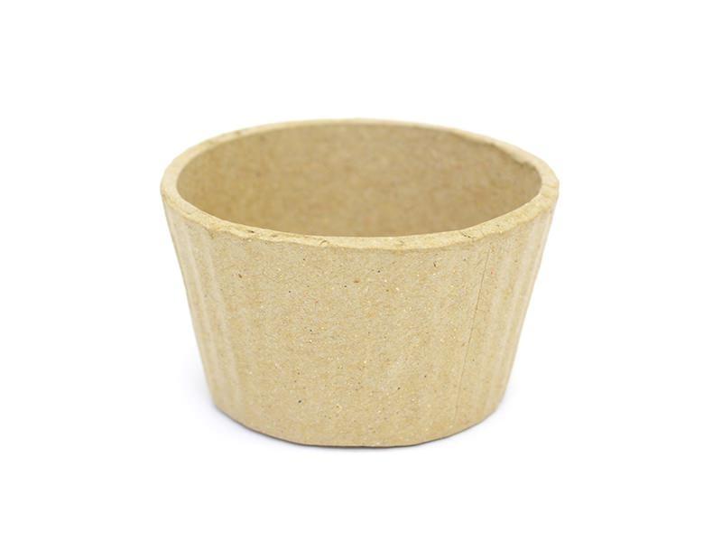 Cupcake box - papier mâché, customisable