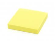 Gomme à graver pour tampons - jaune