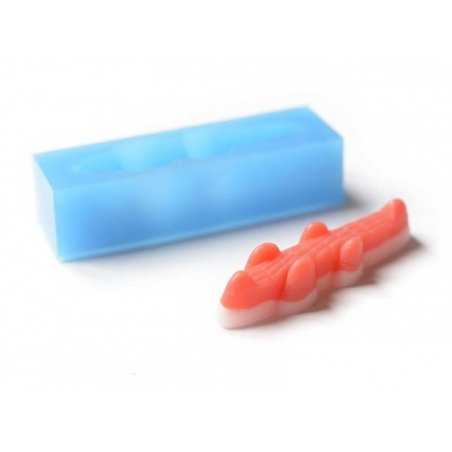 Acheter Moule en silicone - bonbon crocodile - 3,90€ en ligne sur La Petite Epicerie - Loisirs créatifs
