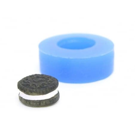 Acheter Moule en silicone - Cookie chocolat et crème - 3,90€ en ligne sur La Petite Epicerie - Loisirs créatifs