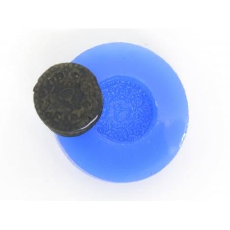 Acheter Moule en silicone - Cookie chocolat et crème - 3,90€ en ligne sur La Petite Epicerie - 100% Loisirs créatifs