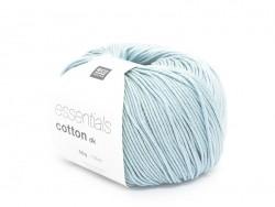 "Coton à tricoter ""Essentials"" - vert jade"