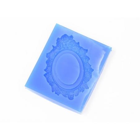 Acheter Moule en silicone - Cadre baroque - 3,90€ en ligne sur La Petite Epicerie - Loisirs créatifs