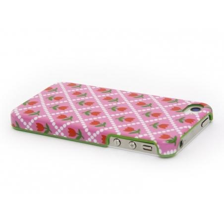 Acheter Coque d'iphone 4 - 4s TULIPES Fifi Mandirac - 15,90€ en ligne sur La Petite Epicerie - 100% Loisirs créatifs