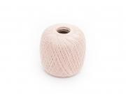 """Fils de Coton Crochet """"Essentials"""" rose poudre"""