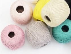 """Acheter Fils de Coton Crochet """"Essentials"""" rose poudre - 2,90€ en ligne sur La Petite Epicerie - Loisirs créatifs"""