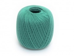 "Crochet cotton - ""Essentials - Crochet"" - emerald green"