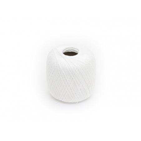 """Fils de Coton Crochet """"Essentials"""" blanc"""