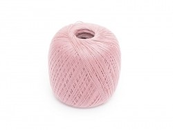 "Crochet cotton - ""Essentials - Crochet"" - pink"