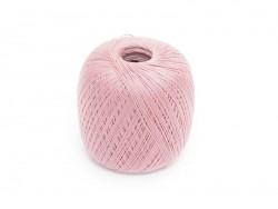 """Fils de Coton Crochet """"Essentials"""" rose   - 1"""