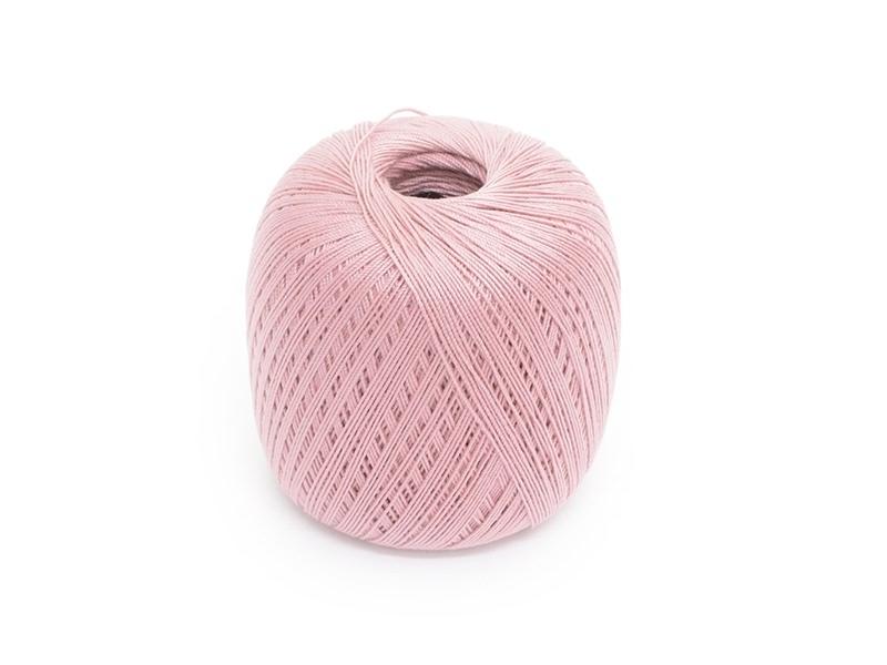 """Fils de Coton Crochet """"Essentials"""" rose"""