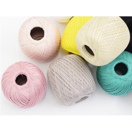 "Fils de Coton Crochet ""Essentials"" noir"