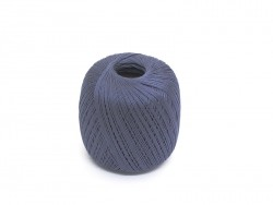 "Crochet cotton - ""Essentials - Crochet"" - mouse grey"