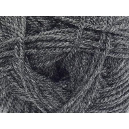 "Knitting wool - ""Basic Acrylic"" - dark grey"