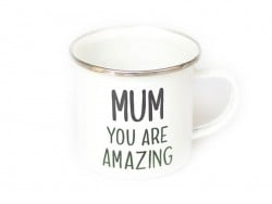 "Mug  "" Mum you are amazing"" Sass&Belle - 1"