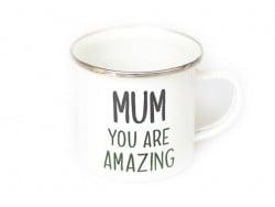 """Acheter Mug """" Mum you are amazing"""" - 7,90€ en ligne sur La Petite Epicerie - 100% Loisirs créatifs"""