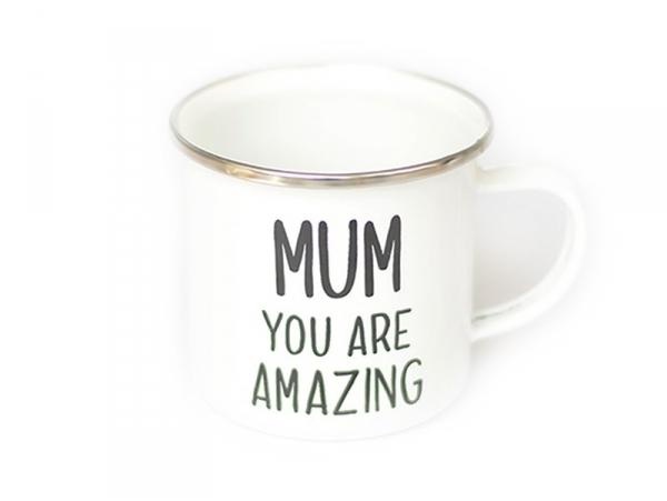 """Mug  """" Mum you are amazing"""""""