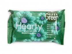 Hearty Clay - dark green