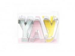 Ausstechformen - Yay