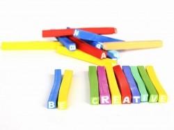Letter cane - U