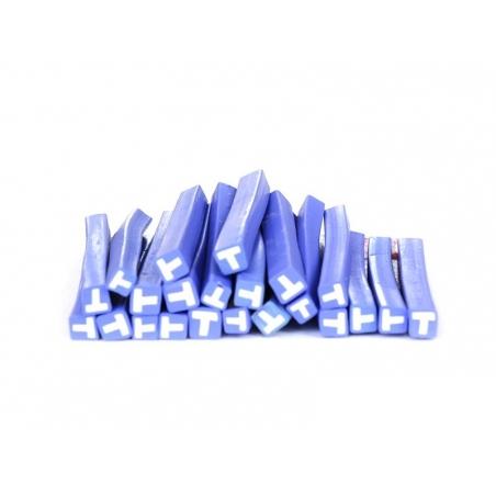 Acheter Cane Lettre T- en pâte fimo - à trancher - 0,99€ en ligne sur La Petite Epicerie - 100% Loisirs créatifs