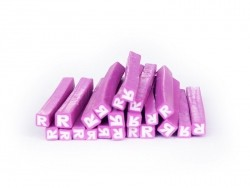 Letter cane - R
