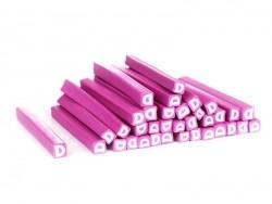 Letter cane - D