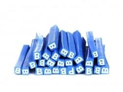 Letter cane - B