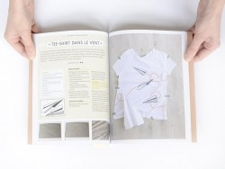 Livre Linogravure: impressions nature - Marie Labalette