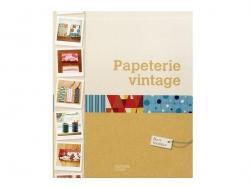 Livre Papeterie vintage