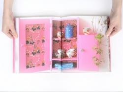 "Livre Petit Pan ""Vivre en multicolore"" -  Myriam De Loor"