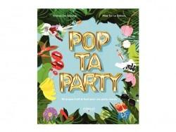 Livre Pop ta party - Alice sur le gâteau