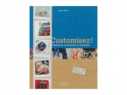 "French book "" Customisez ! par Aimée Wood"""