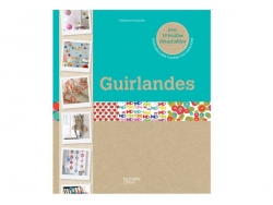 Livre - Guirlandes - Clémence  Gouache