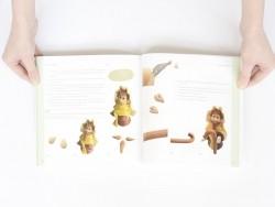 Livre Boules de neige à créer en pâte polymère - Mélanie Deras