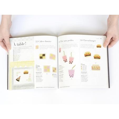 Acheter Livre Miniatures en perles de rocailles - Amanda Brooke Maurice Hinson - 14,10€ en ligne sur La Petite Epicerie - 10...