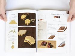 Livre Bijoux en pâte Fimo - Mathilde brun