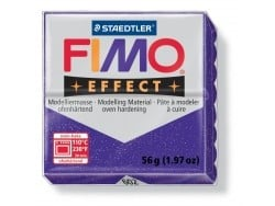 Fimo Effect - glitter colour purple no. 602