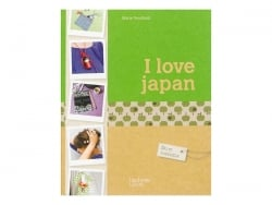 Livre I love Japan - Marie Venditelli