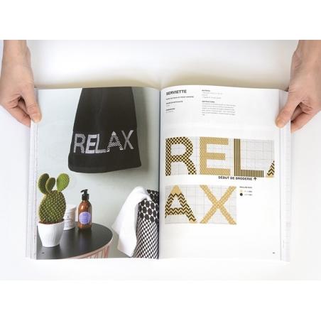 Livre 99 projets de broderie pour moi et ma maison Rico Design - 2