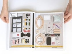 Livre 99 projets de broderie pour moi et ma maison Rico Design - 7