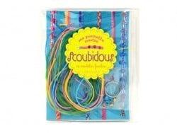 Livre Kit Ma pochette créative Scoubidous
