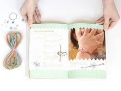 Livre Kit Ma pochette créative Scoubidous  Larousse - 2