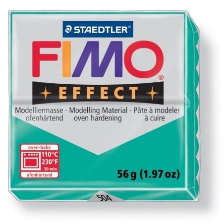 Acheter Pâte Fimo EFFECT Translucide Vert 504 - 1,99€ en ligne sur La Petite Epicerie - 100% Loisirs créatifs
