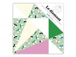 """Le Diamant"" - ""Schmetterlinge"" von Fifi Mandirac"