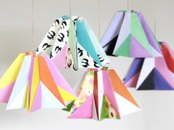 Le Diamant - Papillons par Fifi mandirac