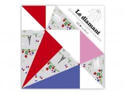 """""""Le Diamant"""" - """"Eiffelturm"""" von Fifi Mandirac"""