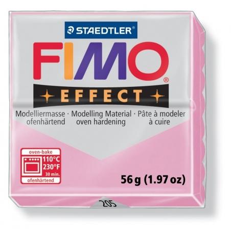 Acheter Pâte Fimo EFFECT Pastel Rose 205 - 1,99€ en ligne sur La Petite Epicerie - Loisirs créatifs
